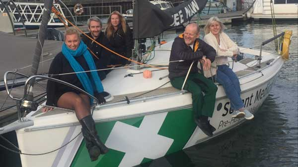Solent Medical Skills takes to the water!